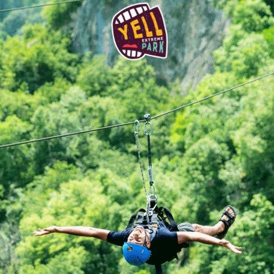 The Armenian Weekly about Yell: World's Longest Zip-Line to be Constructed in Armenia